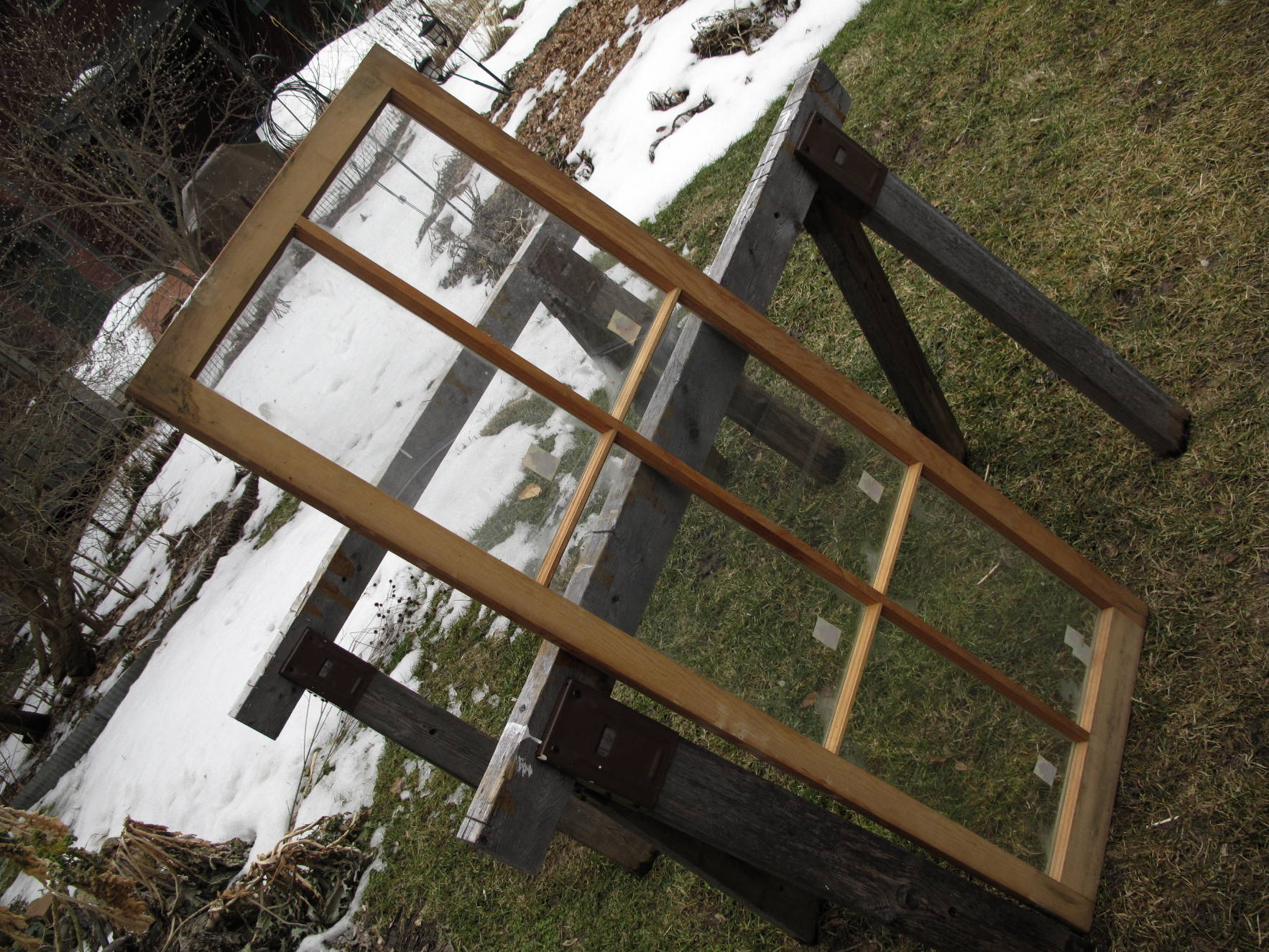 Cold Frame 20 years in the Making - Our Twenty Minute Kitchen ...