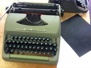 Sears Roebuck Tower Typewriter