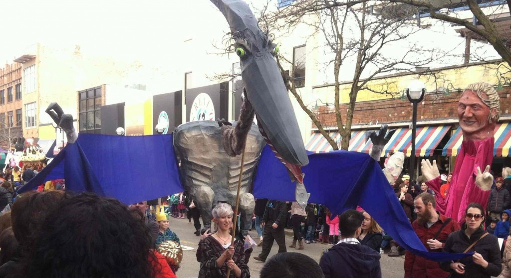 Parade Pterodactyl